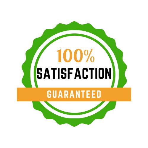 Lawn service Port Orange - satisfaction badge